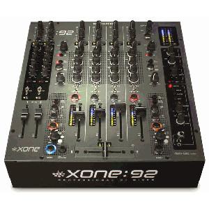 Allen Heath xone92 dj mixer