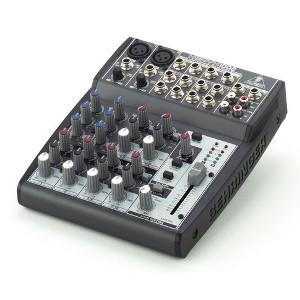 Behringer xenyx 1002 mischpult mixer