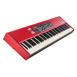 clavia nord piano 88 stage piano keyboard e piano backline musikinstrumente dj. Black Bedroom Furniture Sets. Home Design Ideas