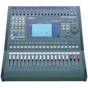 Yamaha 01v digital console mixer mischpult