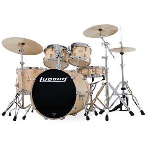Ludwig Accent CS Custom