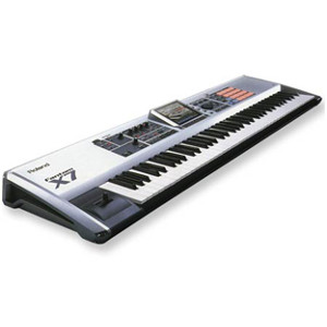 Roland-Fantom-X7