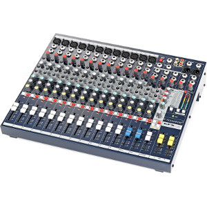 Soundcraft-EFX12-Mixer